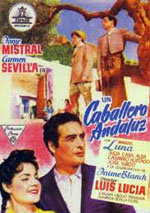 Un caballero andaluz (1954)