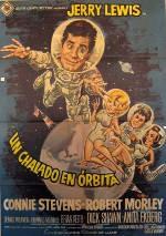 Un chalado en órbita (1966)