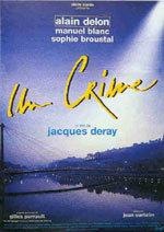 Un crime (1993)