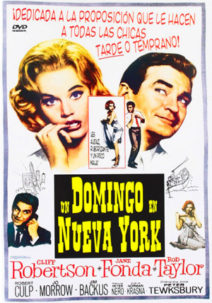 Un domingo en Nueva York (1963)