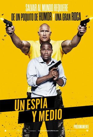 Un espía y medio (2016)