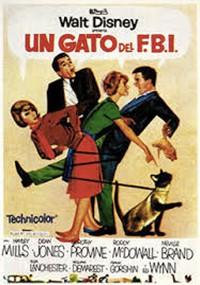 Un gato del F.B.I. (1965)