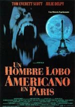Un hombre lobo americano en París (1997)
