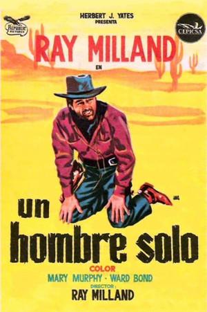Un hombre solo (1955)