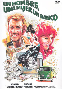 Un hombre, una mujer, un banco (1979)