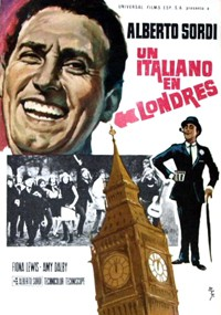 Un italiano en Londres (1966)