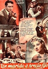 Un marido a precio fijo (1942)