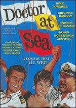 Un médico en la marina (1955)
