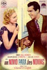 Un novio para tres novias (1939)