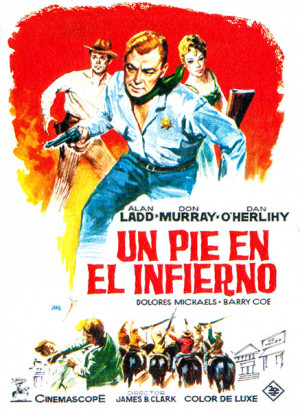 Un pie en el infierno (1960)