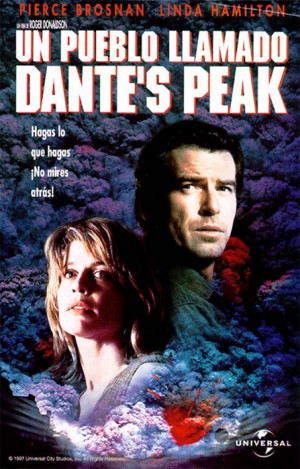 Un pueblo llamado Dante's Peak (1997)