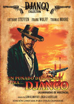 Un puñado de dólares para Django (1966)