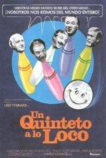 Un quinteto a lo loco (1982)