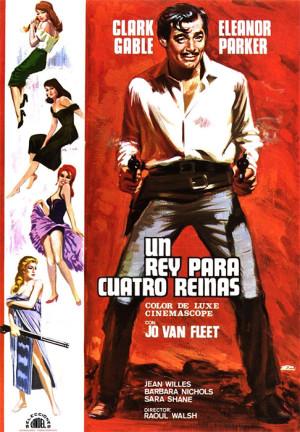 Un rey para cuatro reinas (1956)