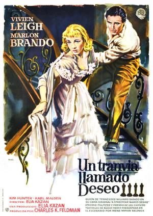 Un tranvía llamado deseo (1951)