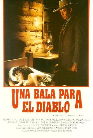 Una bala para el diablo (1967)