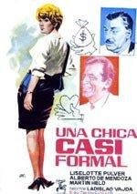 Una chica casi formal (1963)
