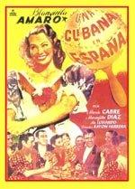 Una cubana en España (1951)