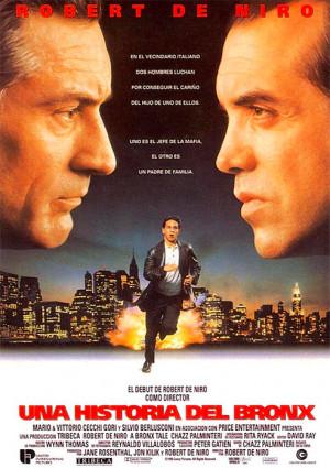 Una historia del Bronx (1993)