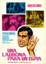 Una ladrona para un espía (1967)