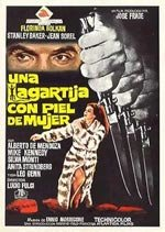 Una lagartija con piel de mujer (1971)