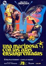 Una mariposa con las alas ensangrentadas (1971)