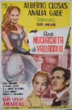 Una muchachita de Valladolid (1958)