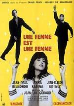 Una mujer es una mujer (1961)