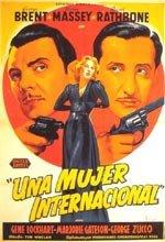 Una mujer internacional (1941)