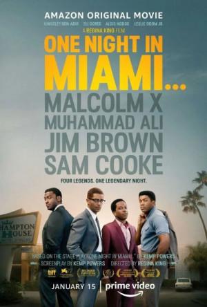 Una noche en Miami...
