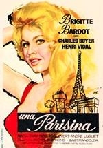 Una parisina (1957)