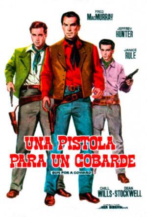 Una pistola para un cobarde (1957)