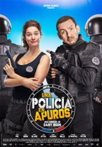 Una policía en apuros (2016)