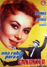 Una rubia para un gángster (1960)