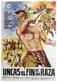 Uncas, el fin de una raza (1965)
