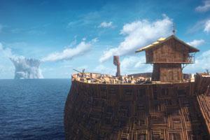 ¡Upsss! ¿Dónde está Noé?