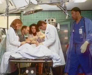 Tensión en el hospital