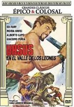 Ursus en el Valle de los leones (1961)