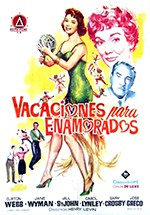 Vacaciones para enamorados (1969)