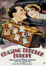 Vagabundos en Europa (1929)