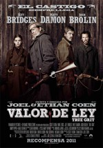 Valor de ley (True Grit) (2010)