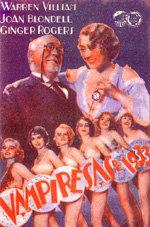 Vampiresas de 1933 (1933)