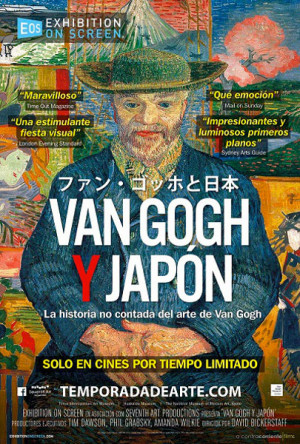 Van Gogh y Japón