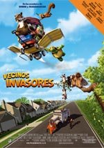 Vecinos invasores (2006)