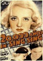 Veinte mil años en Sing Sing (1932)