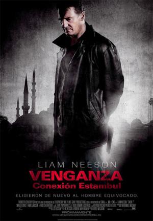 Venganza: Conexión Estambul (2012)