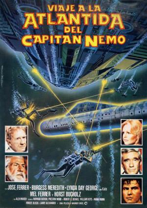 Viaje a la Atlántida del capitán Nemo