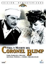 Vida y muerte del Coronel Blimp (1943)