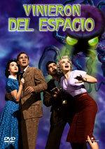 Vinieron del espacio (1953)