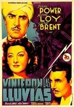 Vinieron las lluvias (1939)